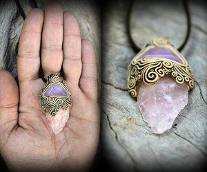 crystal, fantasy, and fashion image