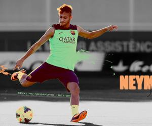 neymar and Barca image
