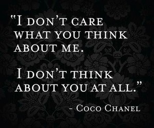 quotes, coco chanel, and chanel image
