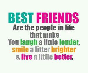 best friend, smilr, and love image