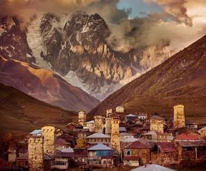 Georgia, mountain, and nature image