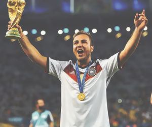 germany, mario gotze, and champions image