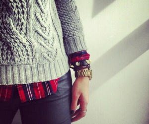 accessories, autumn, and style image