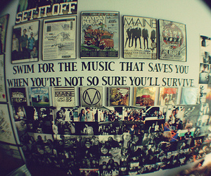music, quote, and band image