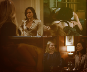 Jennifer Morrison, once upon a time, and swan queen image
