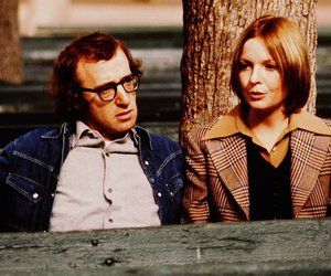 woody allen and play it again sam image