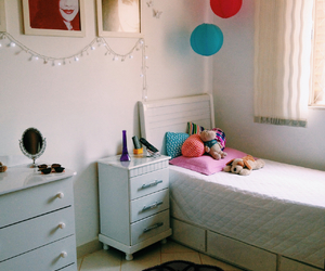 bedroom, decoracao, and decoration image