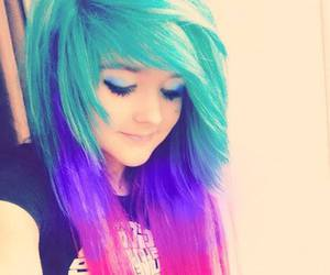 hair and emo image