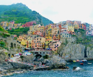 cinque terre, travel, and italy image