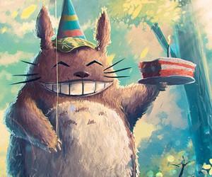 totoro and My Neighbor Totoro image