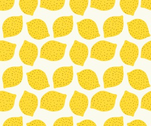 lemon, yellow, and wallpaper image