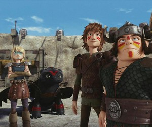 dragons, movie, and httyd2 image