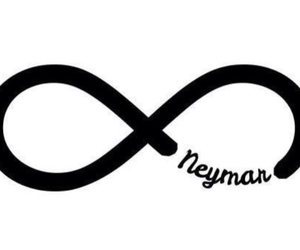 neymar, infinity, and forever image