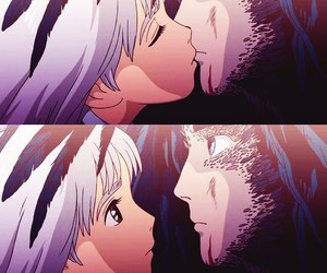 Howl, sophie, and howl's moving castle image