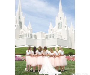 boda, Temple, and lds image