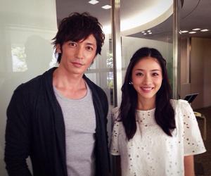 tamaki hiroshi and ishihara satomi image