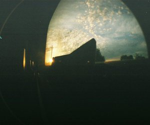 beautiful, clouds, and lomography image