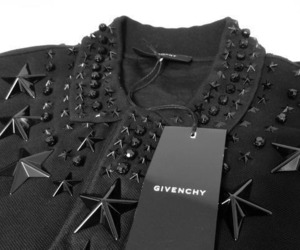 black, fashion, and Givenchy image