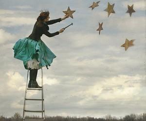 stars, Dream, and sky image