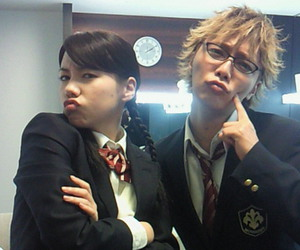 narimiya hiroki and naka riisa image