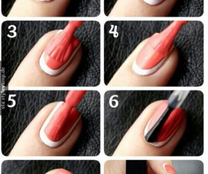 diy, nail design, and nail tutorial image