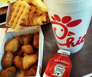 food and chick fil a image
