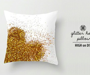 pillow, diy, and sparkle in so cal contest image
