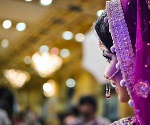 bride, indian bride, and indian weddings image