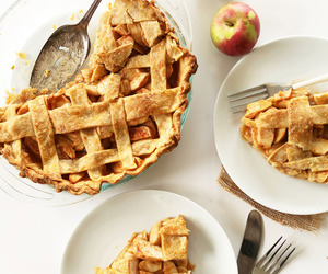 apple, pie, and yummy image