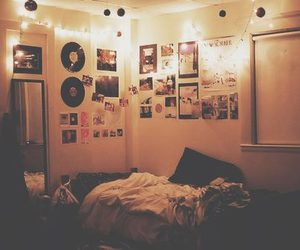 room, light, and indie image