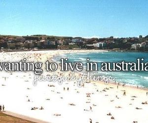 australia, just girly things, and beach image