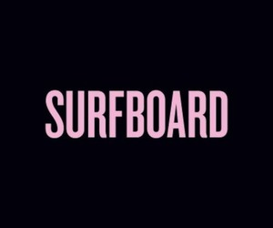 beyoncé and surfboard image