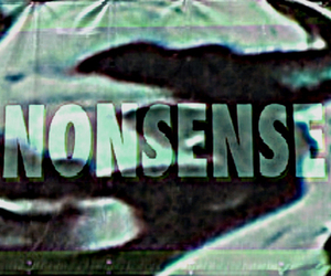 nonsense, type, and screen cap image