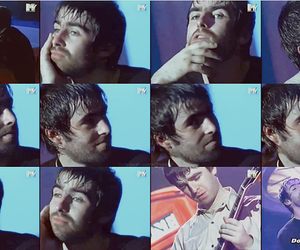 liam gallagher, morning glory, and noel gallagher image