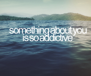 quote, addictive, and text image