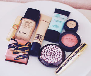 fashion, luxury, and makeup image
