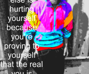 quotes, true, and swag image