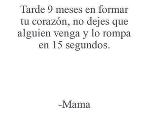 love, mama, and frases image