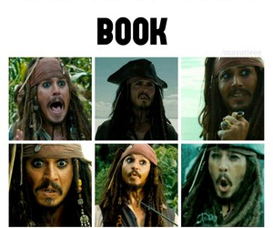 book, pirate, and captain image