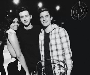 troye sivan, connor franta, and bethany mota image