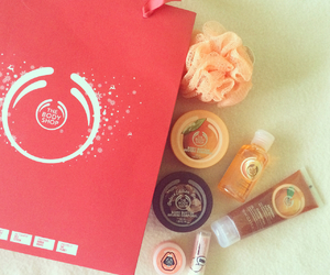 thebodyshop and littlethings image
