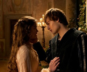 romeo and juliet, douglas booth, and hailee steinfeld image