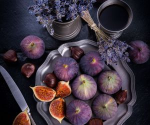 food, fruit, and fig image