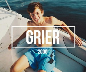 boy, hayes grier, and magcon image