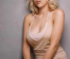 actress, boobs, and babe image