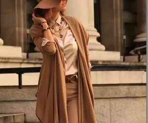 clothes, lady, and look image