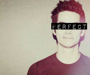 perfect, dylan o'brien, and teen wolf image