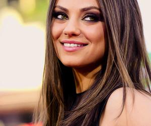 Mila Kunis, smile, and mila image