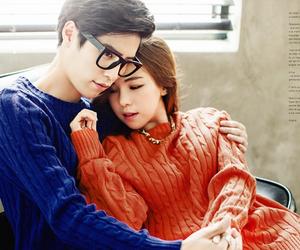 couple, korean, and haneul image