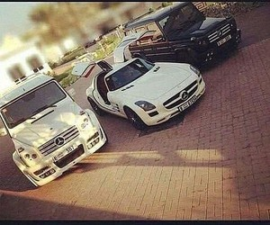 mercedes, sls, and mash'allah image